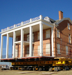 Wolfe House & Building Movers