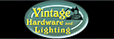 Vintage Hardware and Lighting